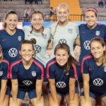 US WOMEN'S BEACH TEAM COMPETES AT ANOC WORLD BEACH GAMES!